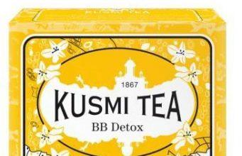 Sachet de Kusmi Tea Detox