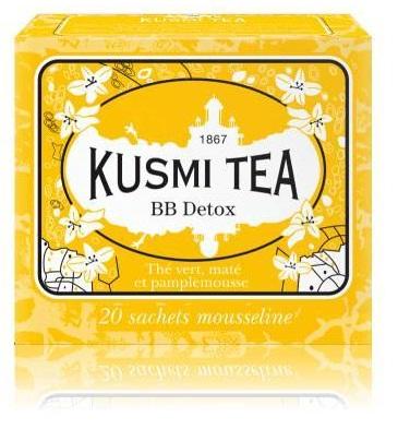 Sachet de Kusmi Tea BB Detox