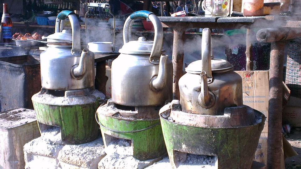 Sélection de bouilloires chez Mr Tea