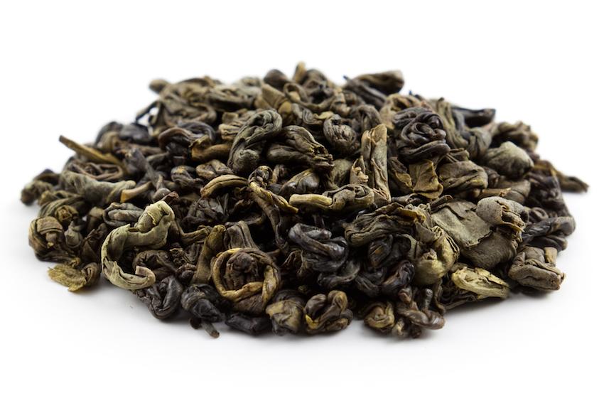 Une spécialité du thé : le thé gunpower