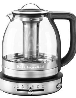 KitchenAid 5KEK1322SS - Bouilloire électrique en inox et programmable