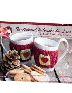 Un calendrier de l'Avent pour deux autour du thé