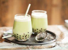 Deux tasses de chai - Thé glacé thaï