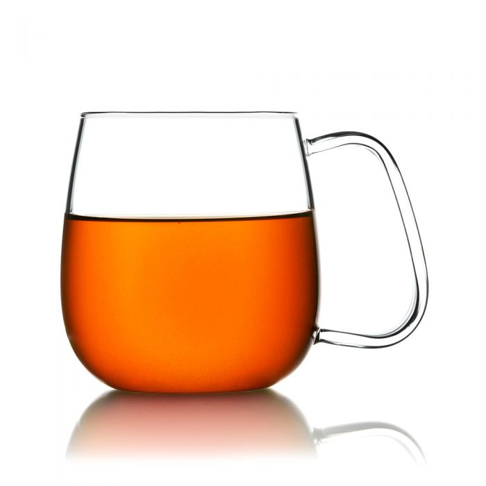 Grand mug transparent de 60cL par Palais des Thés