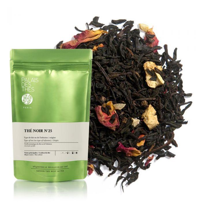 Palais des Thés : le thé noir n°25