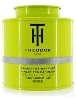 Thé du jour par Théodor